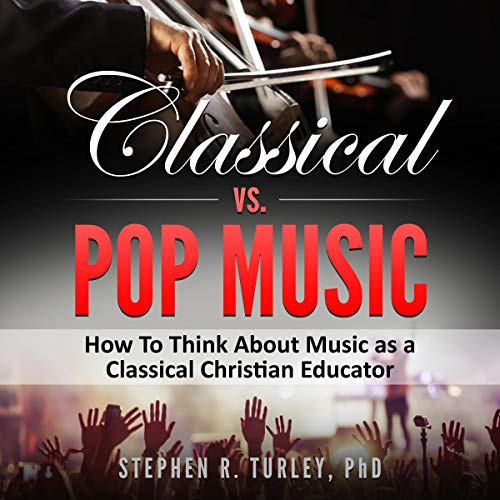 Classical vs. Pop Music: What's the Difference? audiobook cover art