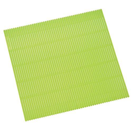 Japonés de plástico antiadherente superficie sushi Mat Roll Mat (Makisu) Sushi land