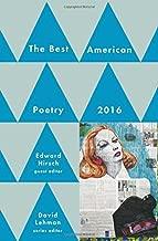 Best American Poetry 2016 (The Best American Poetry series)