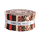 Connecting Threads Print Collection Precut Cotton Quilting