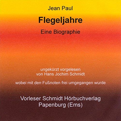 Flegeljahre audiobook cover art