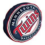 Northwest MLB Minnesota Twins Cloud to Go StylePillow, Team Colors, One Size