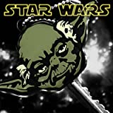 StrapyaNext 【STAR WARSスターウォーズ】キーカバー・ボールチェーン(YODA)SWKEY-02