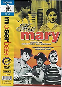 Miss Mary  Brand New Single Disc Dvd Hindi Language NO Subtitles Released By Moserbaer