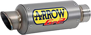 Arrow Exhaust GP2 de escape inox Dark Racing Honda Cross Runner 800 2015/2016