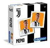 Clementoni-Memo - Juventus Gioco, Colore Multicolore, 18045