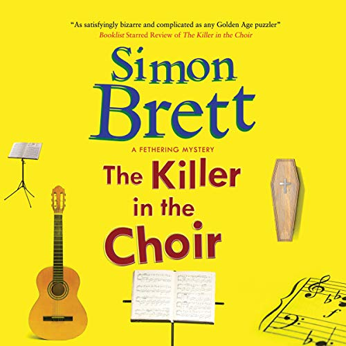 The Killer in the Choir audiobook cover art