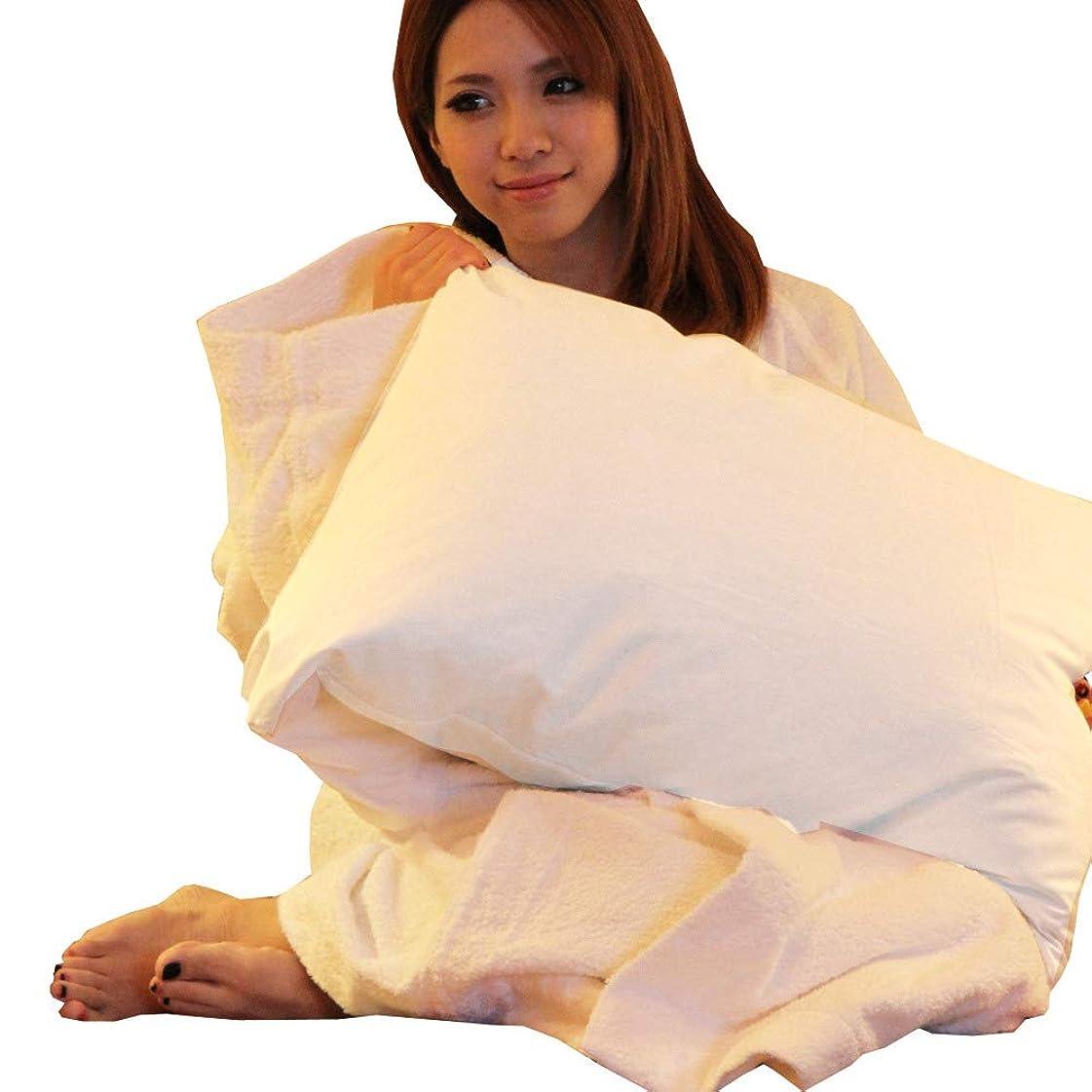 気配りのある満員ビルマ少し大きな ホテル 枕(ホテル ピロー 中サイズ) ホテルの枕(マクラ)日本製