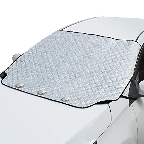 MATCC Car Windshield Snow Cover Frost Guard Windshield Ice Cover for Ice and Snow for Winter Car...