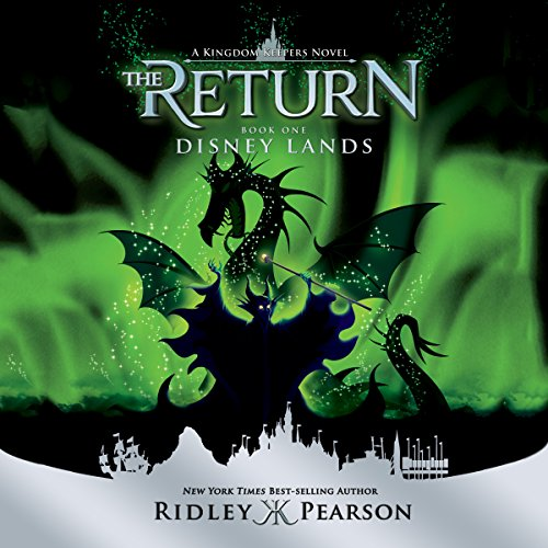 Kingdom Keepers: The Return audiobook cover art