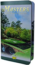 Masters 2018 Yardage Book from Augusta National Golf Club