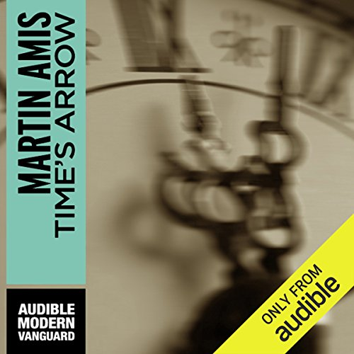 Time's Arrow audiobook cover art