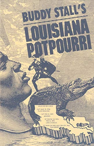 Compare Textbook Prices for Buddy Stall's Louisiana Potpourri  ISBN 9781565544277 by Stall, Gaspar
