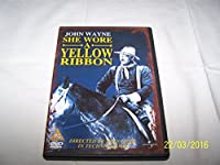 She Wore a Yellow Ribbon [DVD]