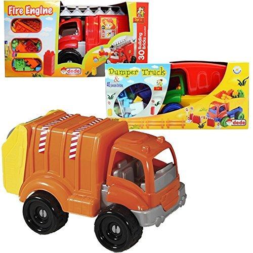 Toyland Truck Mega avec Blocks - Construction Briques - Jeux de Construction