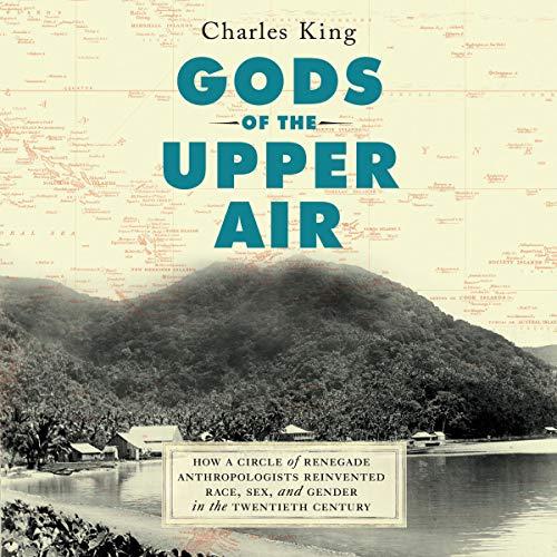 Gods of the Upper Air audiobook cover art