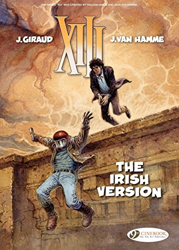 XIII - Volume 17 - The irish version (English Edition)