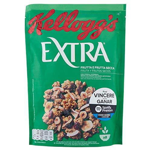 Kellogg's (KELW0) Extra Frutta e Frutta Secca - 375 g