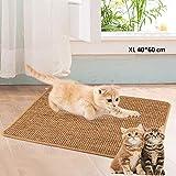 alfombra rascador para gatos grandes