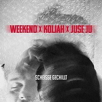 Scheiße Gechillt (feat. Koljah, Juse Ju)