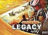 Devir Iberia- Pandemic Legacy, Temporada 2, Color Amarillo (225471)
