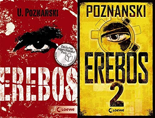 Ursula Poznanski Erebos 1 und 2 im Set
