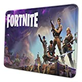 Fort_nite Non-Slip Mouse Pad, Rectangle Rubber Base Mousepad, Gaming Office Accessories Desk Decor Mousemat for Computers Laptop