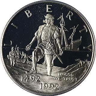 1992 columbus quincentenary half dollar