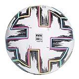 adidas EKSTRAKLASA Pro Men's Football Ball, White (White/Black/Versen/CIABRI), 5