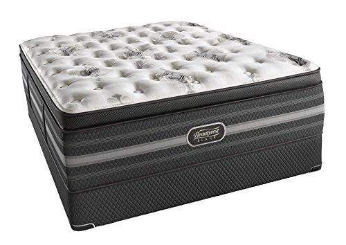 Beautyrest Black Sonya Luxury Firm Pillow Top Mattress, California King
