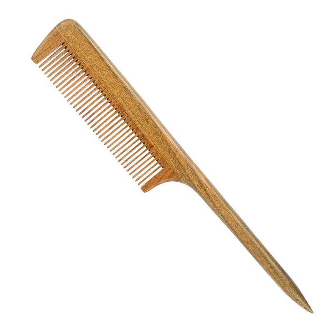 伝記演劇修正ヘアーコーム ニードルテールの櫛帯電防止耐熱美容師の特別な尖った櫛 理髪の櫛