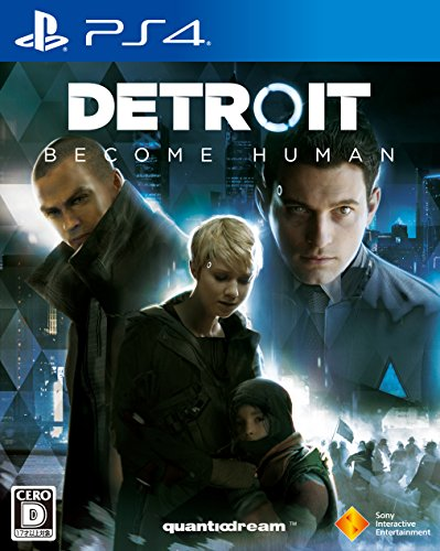 【PS4】Detroit:BecomeHuman
