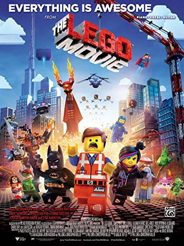 Everything Is Awesome (from »The Lego® Movie«) | Piano/Vocal/Guitar | Sheet