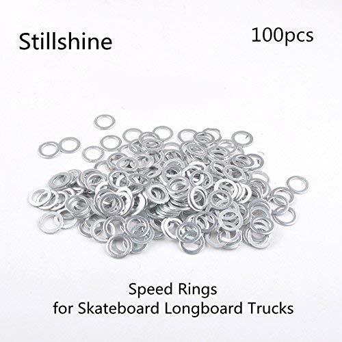 Stillshine Speed rings washers for skateboard longboard truck 100pcs