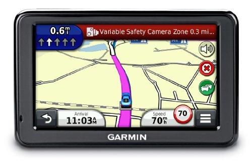 Garmin NÜVI 2445 Western Europe Navigationssystem (Kontinent-Ausschnitt)