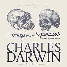 origin of species audiobook