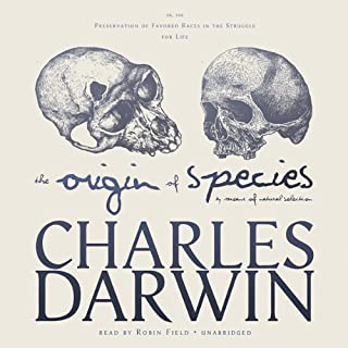 The Origin of Species by Means of Natural Selection cover art