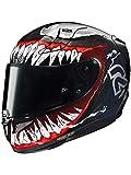 Hjc Rot Rpha 11 Venom 2 Mc1 Motorradhelm (X-Small, Rot)
