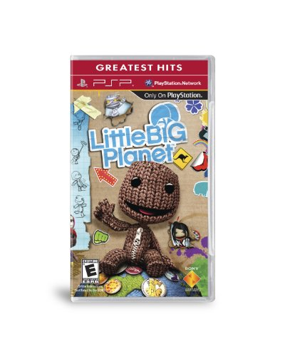 Little Big Planet PSP [Englisch]