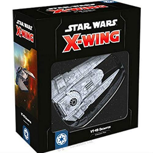 Fantasy Flight Games X-Wing 2ND Ed: VT-49 Decimator