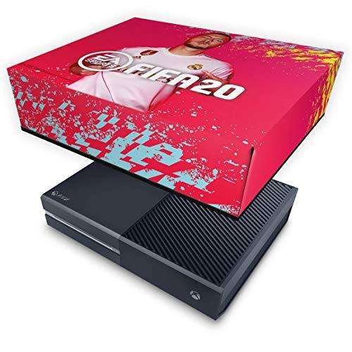 Capa Anti Poeira para Xbox One Fat - Fifa 20