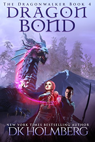 Dragon Bond by D.K. Holmberg ebook deal