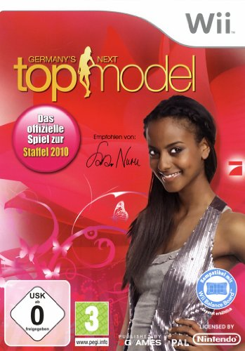 Germany's Next Top Model 2010 [import allemand]