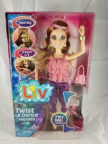 Liv - Dance Doll - Hayden