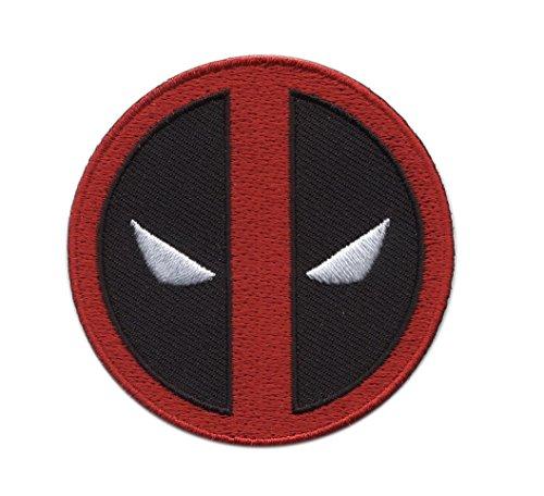 Titan One Europe - Tactical Deadpool Logo Icon Patch Klettband Taktisch Aufnäher
