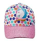 Gifts Treat Baby Baseballmütze Hut Scherzt Kinder Frühlings Sommer Sonnenhut Strand Hüte (Punkte Einhorn, 52cm)