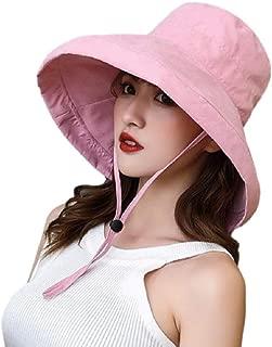 [クロ&アーダー] UVカット 帽子 レディース つば広 日よけ帽子 紫外線対策 2way ワイヤー 日焼け防止 ぼうし