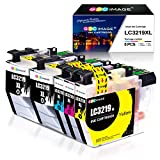 GPC Image LC3219XL LC3217 Cartucce d'inchiostro compatibile per Brother LC 3219XL LC 3217 per Brother MFC-J6930DW MFC-J5730DW MFC-J5330DW MFC-J6930DW MFC-J6530DW MFC-J6935DW MFC-J5930DW MFC-J5335DW