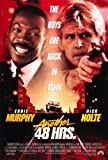 Another 48 Hrs. - 27'x40' Original Movie Poster One...