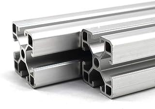 Amazon.es: Perfil de aluminio ranurado